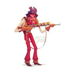 https://www.behance.net/gallery/22902885/Pirates-Characters-2015