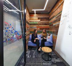 Brainstorming - Autodesk - Tel Aviv Phase 2 Office Expansion #Office #Design