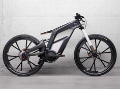 Resultado de imagem para bike eletrica audi