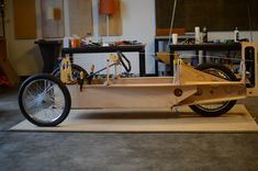 Small Electric Cars, Tricycle Bike, Diy Go Kart, Reverse Trike, Custom Cycles, Unicycle, Pedal Cars, Custom Cars, Cars And Motorcycles