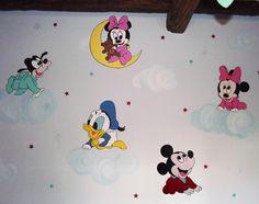 Disney Babies Mural