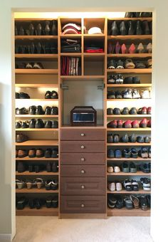 Custom Closets Storage Cabinetry Closet Design