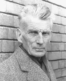 Samuel Beckett. Reproduced by permission of Jerry Bauer.