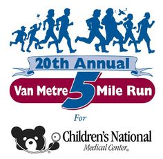 Van Metre 5-Mile Web Site - RunWashington