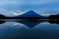 Mt. Fuji in Autamun
