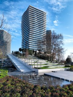 Zorlu Center by DS Landscape 04 « Landscape Architecture Works   Landezine
