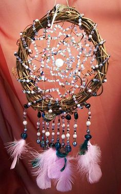 dream catcher Love the beadwork.: