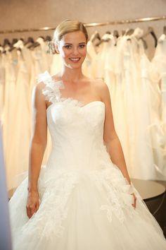 #VeraWang #Wien #Brautkleid