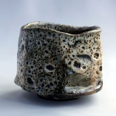 Chawan - Grès - 12 x 8 cm - 2017 Ceramic Art, Ceramic Design, Clay Bowl, Chawan, Pottery Designs, Tea Bowls, Tea Ceremony, Wabi Sabi, Tea Houses