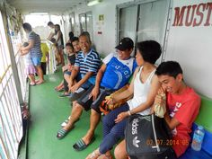 On the boat to Camotes, July 2nd