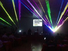 laser show class training