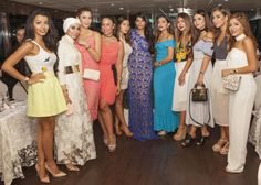 undefined - Dubai Party Pics: Bloggers Event Hosted by Farhana Bodi and Nour Al Gouhary