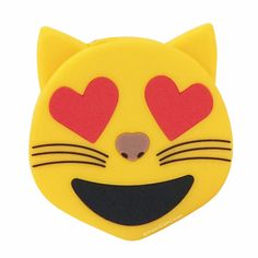 Smitten Kitten Emoji Powerbank charger for iOS & Android