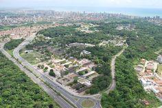 Cidade Universitaria - Campus da UFPB