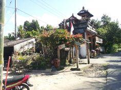 Village life, Suset, near Payangan