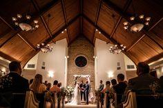 Chapel wedding ceremony at Clark Gardens in Weatherford, TX. Chapel Wedding, Wedding Ceremony, Clark Gardens, Weatherford Tx, Garden Wedding, Photo Credit, Wedding Ideas, Park, Photography