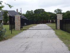 Custom Drive Gate