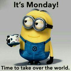 Haaaaaapy Monday! You Better believe it!!!!! Goooood Morning    #Gratitude #BeThankful #BeHappy #BePositive