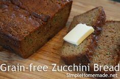 Written by contributor Donielle Baker of Naturally Knocked Up. Happy National Zucchini Bread Day! Why this day is on April 25th and not in July when we all have more zucchinis than we know what to do with, I have no idea. But here we are. I remember my mother baking zucchini bread, laden with white