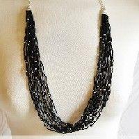 DIY Jewelry: How to string multi-strand beaded jewelries