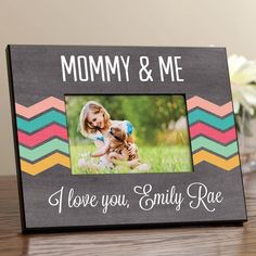 Love My Tribe Personalized Wood Frame, Brown Diy Father's Day Crafts, Father's Day Diy, Fathers Day Crafts, Gifts For Father, Gifts For Kids, Picture Frame Crafts, Wood Picture Frames, Picture On Wood, Personalised Frames