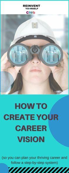 73 best Vision & Goal Setting images on Pinterest   Career change ...