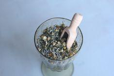 Last-Minute Gift Idea: How To Make Herbal Bath Teas | Free People Blog #freepeople