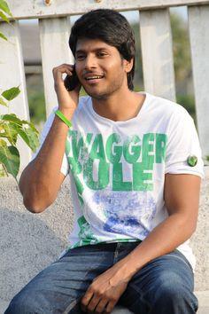 Telugu Actor Sundeep Krishna Photo Gallery