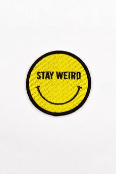 Mini Happy & Weird Patch