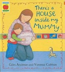 Review: There's a house inside my mummy by Giles Andreae and Vanessa Cabban