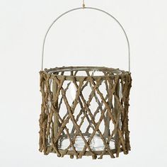 Terrain Willow Lattice Lantern  #shopterrain