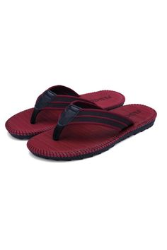 2016 Hot Fashion Lovers of men and women Summer Beach Flip Flops Slippers Sandals Shoes (Red) | Price: ฿820.00 | Brand: Unbranded/Generic | From: Top Seller Shoes - รวมรองเท้าแฟชั่น รองเท้าผู้ชาย รองเท้าผู้หญิง ราคาพิเศษ | See info: http://www.topsellershoes.com/product/56516/2016-hot-fashion-lovers-of-men-and-women-summer-beach-flip-flops-slippers-sandals-shoes-red
