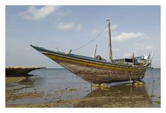 Typical Red Sea boat by MaxkodakErit  rea