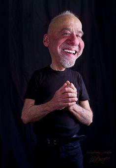 Brazilian Novelist Paulo Coelho http://www.rwpike.blogspot.com/2012/03/brazilian-novelist-paulo-coelho.html