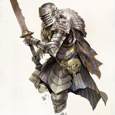 This Knight #art