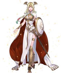 Dnd Characters, Female Characters, Fictional Characters, Fire Emblem Wallpaper, Heroes Wiki, Fantasy Women, Character Design, Character Ideas, Character Art