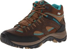 Merrell Women's Salida Mid Waterproof Hiking Boot >>> To view further for this item, visit the image link.