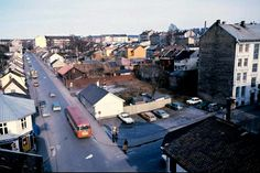 Oslo Vålerenga 1983 foto Morten Krogstad/ Norsk Folkemuseum