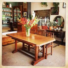 ANOUK offers an eclectic mix of vintage/retro furniture & décor.  Visit us: Instagram: @AnoukFurniture  Facebook: AnoukFurnitureDecor   April 2016, Cape Town, SA. Cape Town, Decoration, Art Deco, Dining Table, Photo And Video, Facebook, Instagram, Furniture, Home Decor