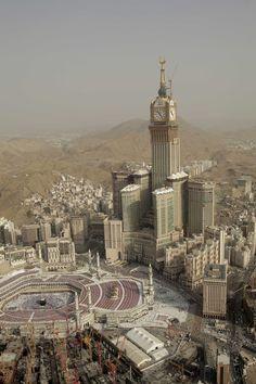 mecca royal clock tower - Bing Images