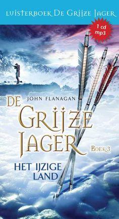 Vanaf a.s. maandag eindelijk ook als luisterboek, deel 3 in de serie van De Grijze Jager!
