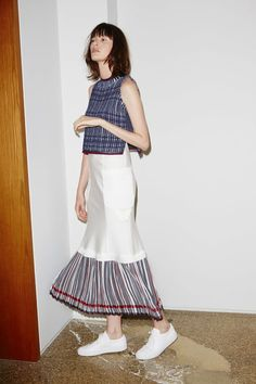 Misha Nonoo. See all the best looks from Resort 2016.