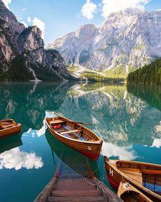 Lago di Braies [Italy]
