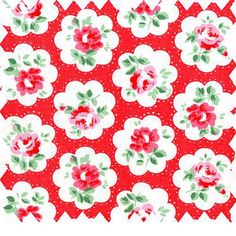 Classic design in red by Cath Kidston.