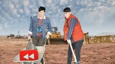 Dan and Phil + YouTube Rewind + Danger Men at Work + Stranger Things
