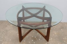 Adrian Pearsall for Craft Associates Dining Table   From a unique collection of antique and modern dining room tables at https://www.1stdibs.com/furniture/tables/dining-room-tables/