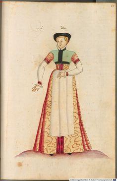 Ausburg artist, 1577