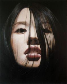 An Escape From Neutrality: The Photorealistic Paintings of Antonio Santin | http://www.yatzer.com/Antonio-Santin