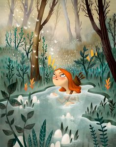 The Art Of Animation, Ana Varela -...