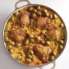 Arroz Con Pollo-so easy and delicious!